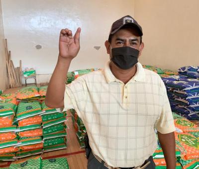 Productores silaoenses fueron beneficiados con insumos agrícolas durante administración de Toño Trejo
