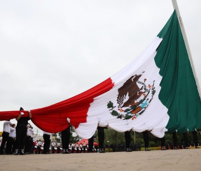 Conmemoran 211 aniversario del inicio de la guerra de independencia