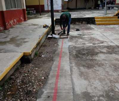 Empresarios salmantinos apoyan la rehabilitación de centros escolares