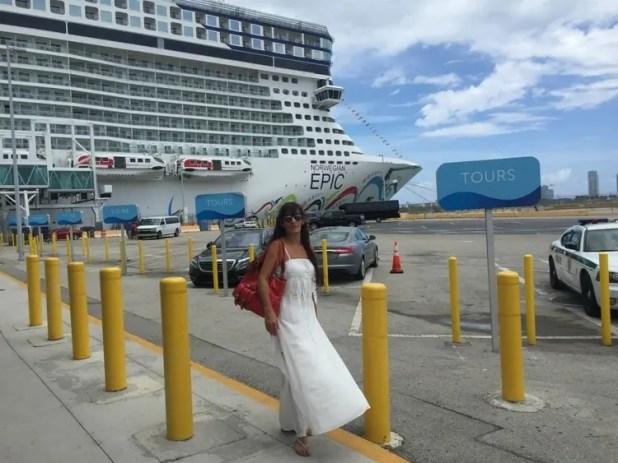 Argentina se fue de vacaciones en un crucero y terminó al borde de la muerte