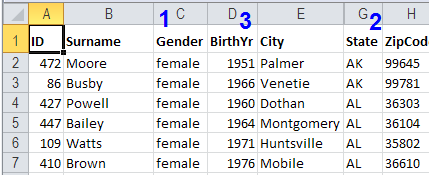 How to Sort Lists in Excel - Basics