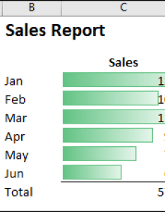 Conditional formatting data bars also excel rh contextures