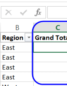 Grand total column also excel pivot table totals rh contextures