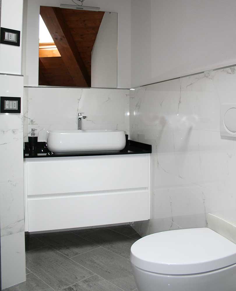 Arredo bagno calssico e moderno  Giovanni Conti Interior