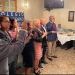 Henríquez, juramenta nuevos directivos del CDP en New Jersey