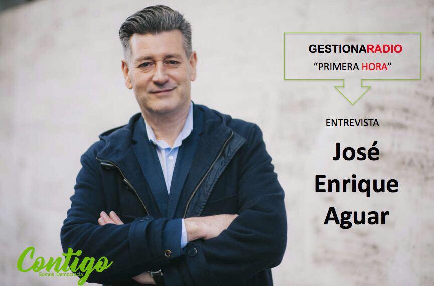 Entrevista a Aguar en Gestiona Radio