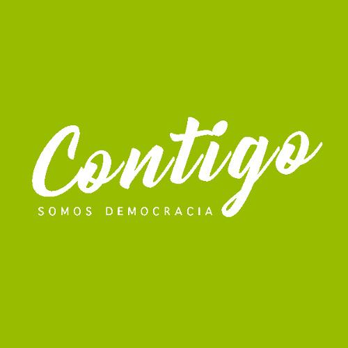 Intervención de Jaime Ruix en la Puerta del Sol, Responsable Estatal de Jóvenes de Contigo, en favor de la Equiparación Salarial entre las Fuerzas de Seguridad estatales y autonómicas.