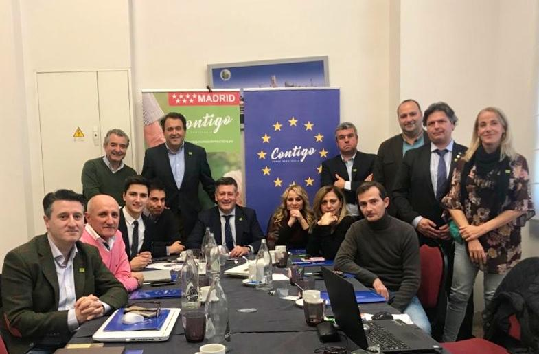 Contigo es el proyecto de centro que la España política está buscando