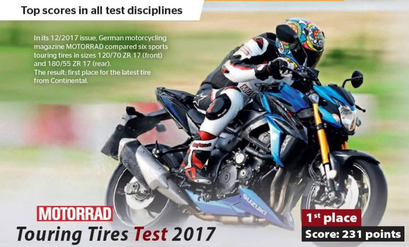 Best Sport Touring Tire