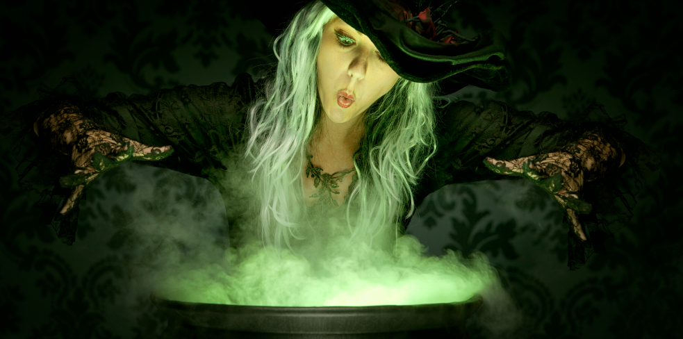 Witches Brew | Proverbs 31 Wanna-be