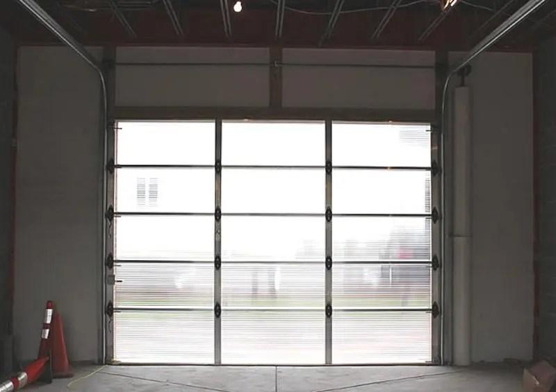 Alaska Airlift Car Wash Doors  Continental Door