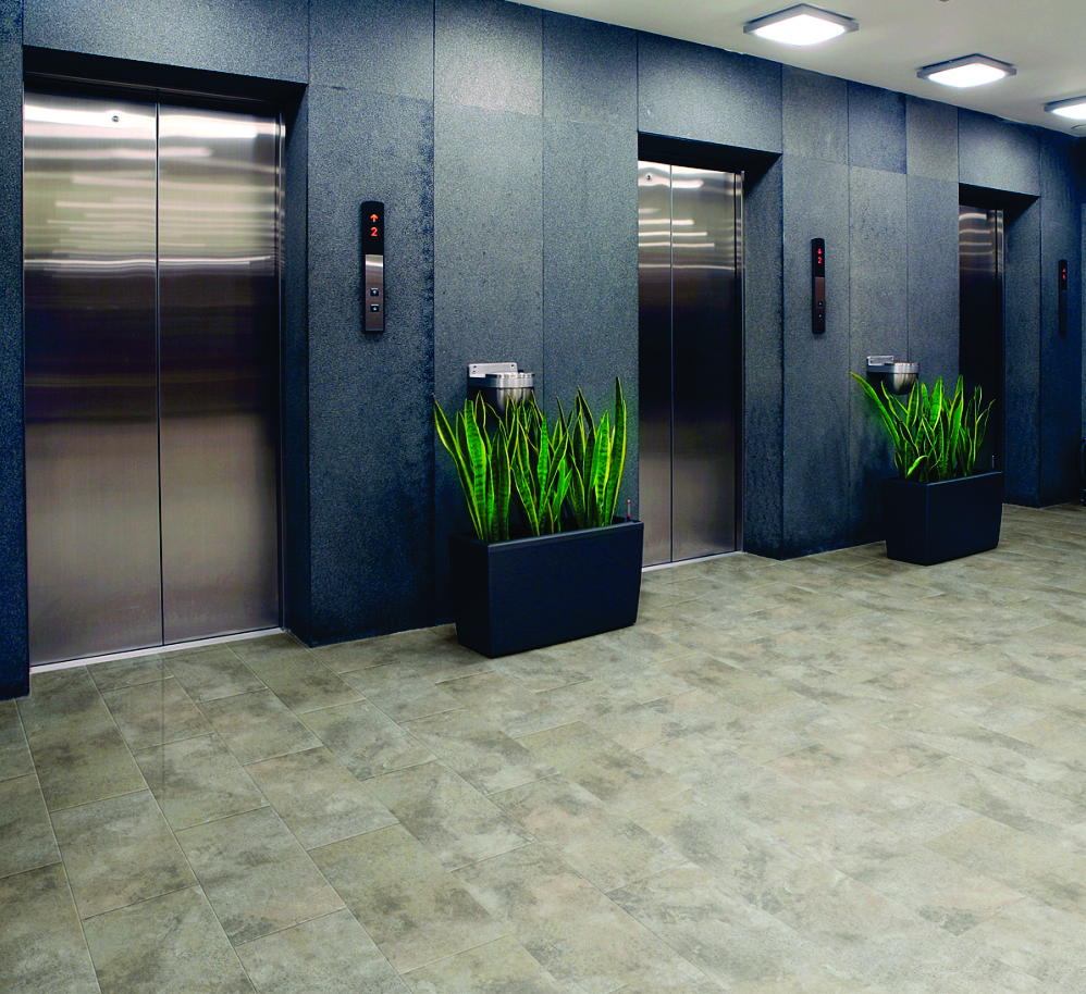 Metroflor Luxury Vinyl Tile  Continental Flooring Company
