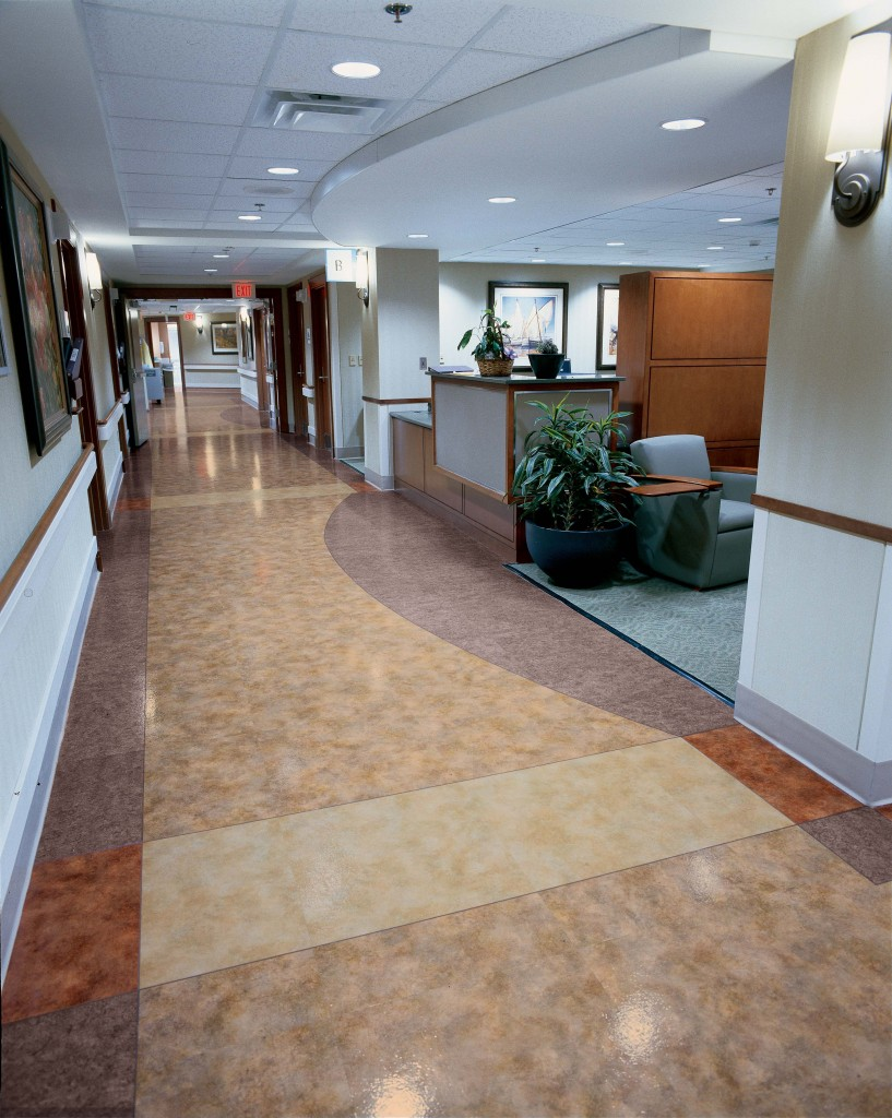 Hospital Flooring Whats the Best Choice  Continental