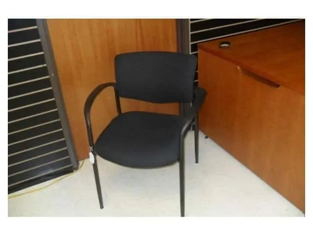 Used Steelcase Chairs Black Desk  Office Chairs