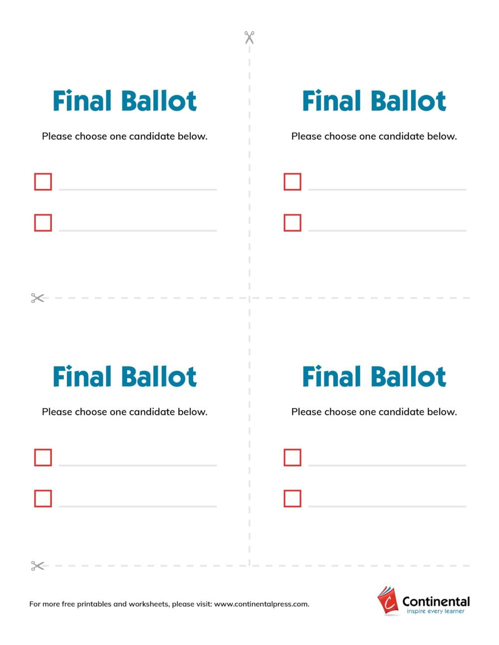 medium resolution of Election Day Lesson Plans: Fun \u0026 Focused Ideas for All Ages   Continental