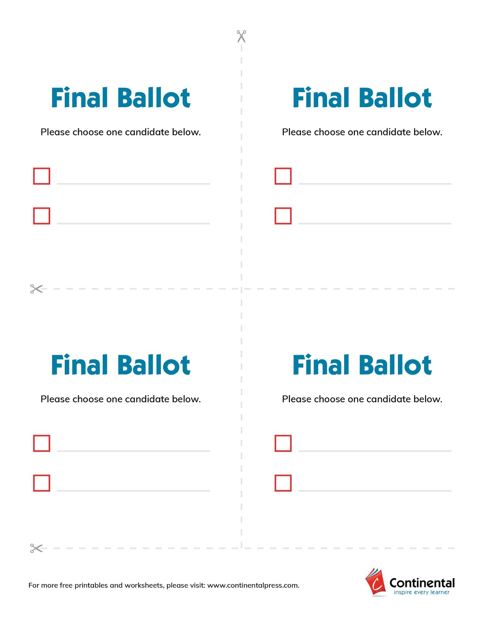 hight resolution of Election Day Lesson Plans: Fun \u0026 Focused Ideas for All Ages   Continental