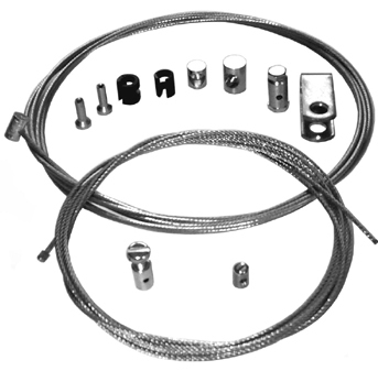 Cable Repair Kit from Continental Rider