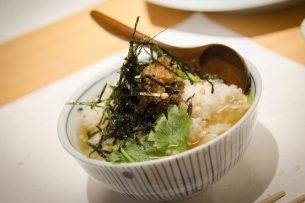 Hayama - Wagyu Beef Restaurant, Tokyo: Beef and fish broth soup