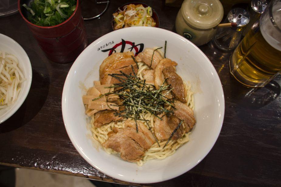 Best Ramen in Tokyo - Banninriki