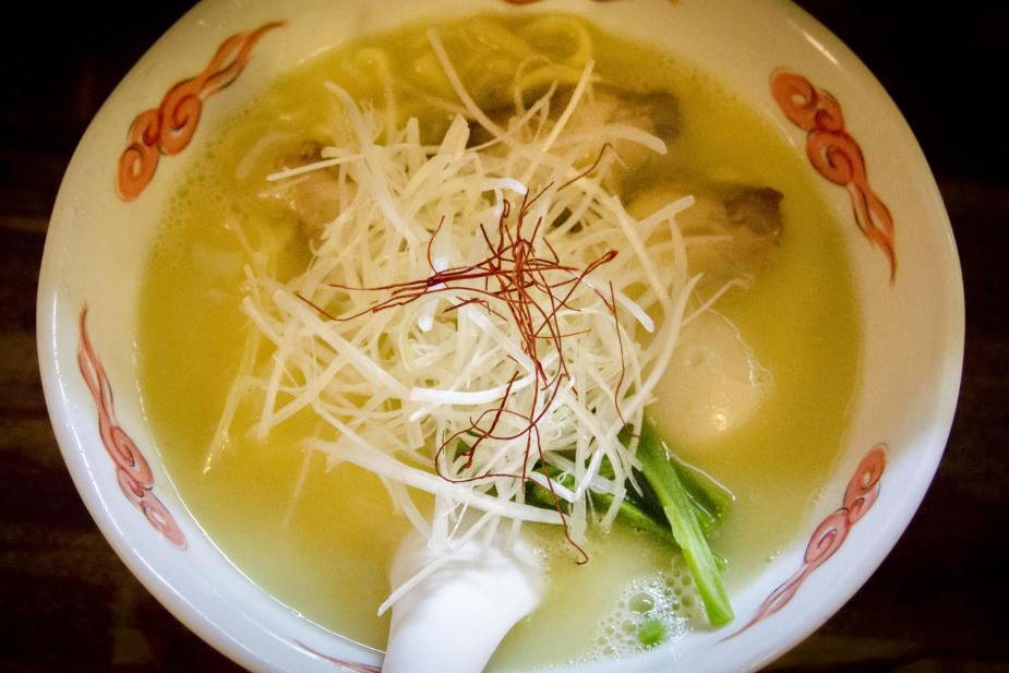 Best Ramen in Tokyo - Burari