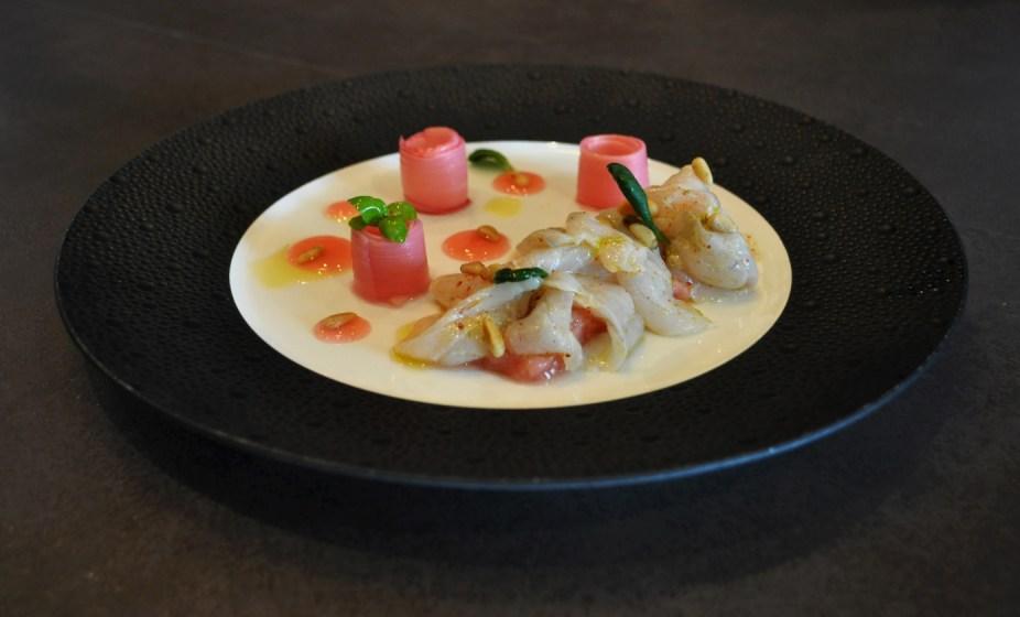 Best Hotel Restaurants - Loup marin au sumac - L'Alcyone - Photo Courtesy