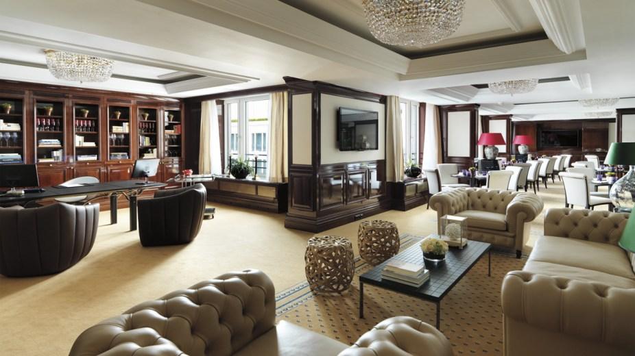 Ritz-Carlton Berlin - Lounge Access