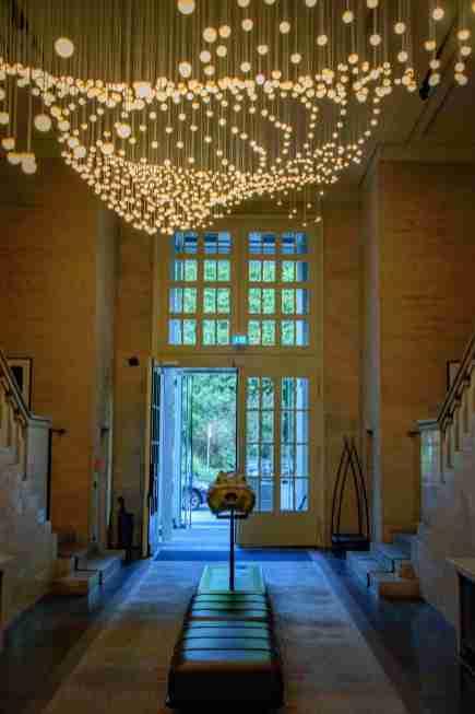 Das Stue Berlin: The Lobby