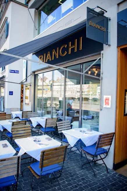 Bianchi, Italian Restaurant in Zurich