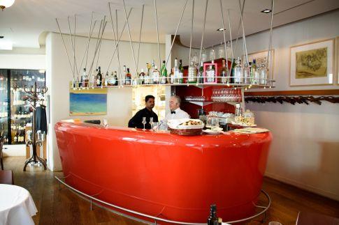 Bianchi, Italian Restaurant in Zurich - The Bar