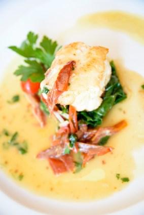 Bianchi, Italian Restaurant in Zurich - Monkfish