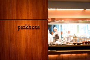 Parkhuus restaurant, Zurich