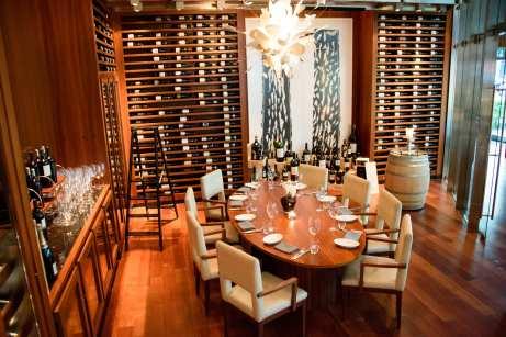 Parkhuus restaurant, Zurich: The cellar