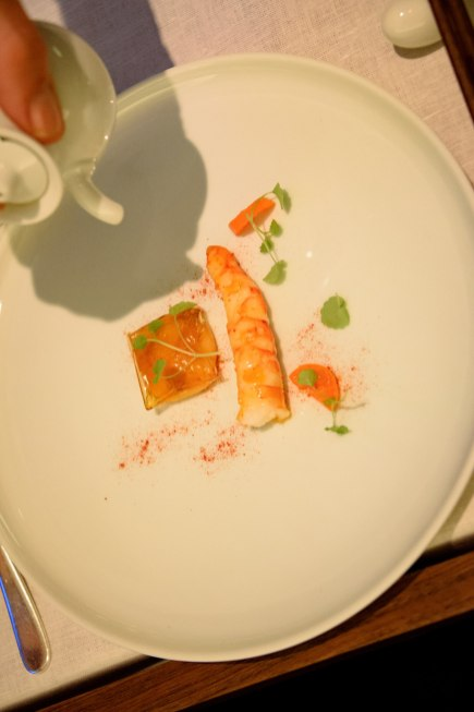 Tim Raue Berlin: Lobster