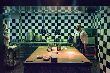 La Degustation Boheme Bourgeoise - The Best Restaurant in Prague - The Open Kitchen
