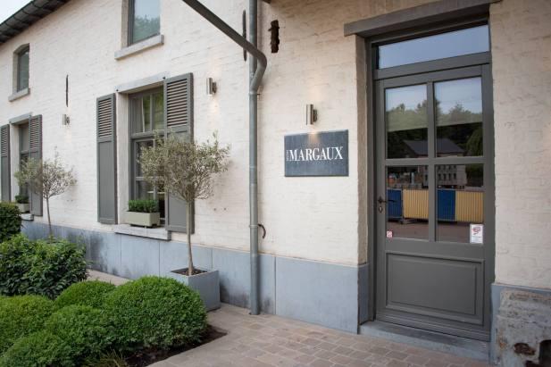 Starred Restaurant, Brussels: The front door