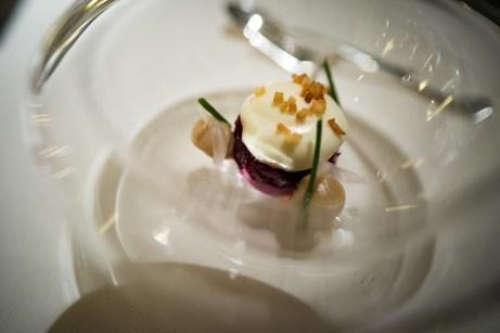 Dallmayr, Restaurant in Munich: Red cabbage dish