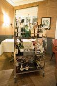 Dallmayr, Restaurant in Munich: The digestif guéridon