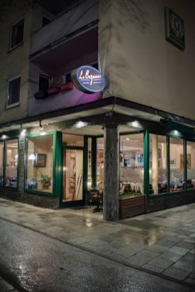 French restaurant in Munich – Le Cézanne