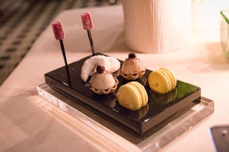 La Pergola, Rome - A few sweet treats
