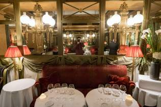 Le Restaurant de l'Hôtel, Paris – The dining room