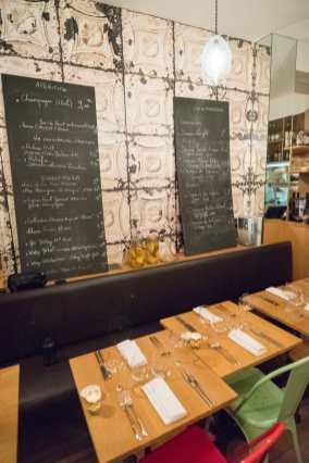 Best places to eat in Paris - Le Timbre