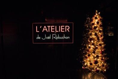 L'Atelier Robuchon in Montreal