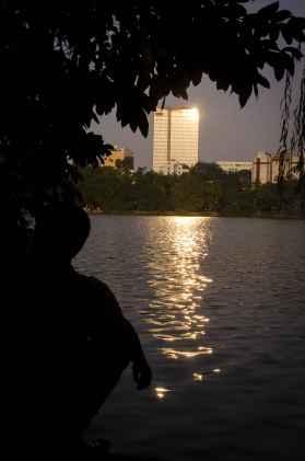 Arnaques au Vietnam: Au centre-ville de Hanoi