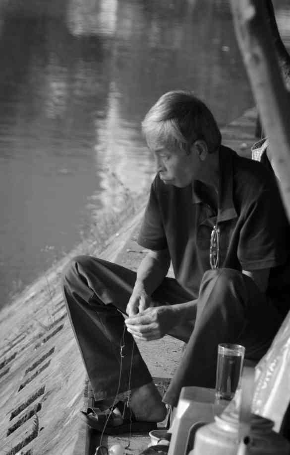 Arnaques au Vietnam: Sur le bord du lac Hoan Kiem
