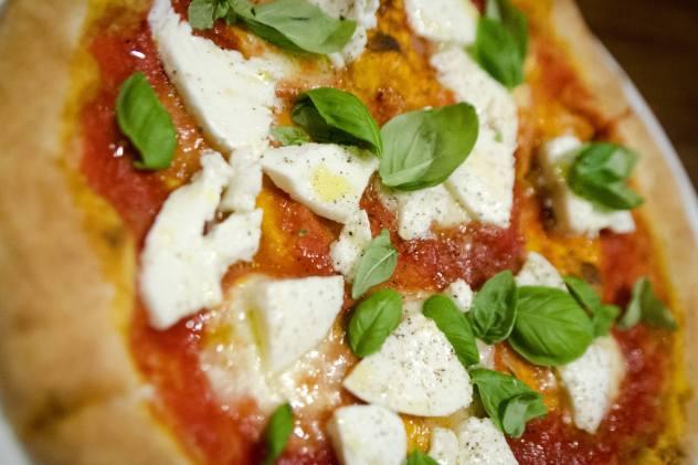 Restaurant Vieux-Montréal: Mangiafoco - Pizza