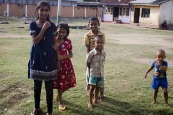 Visiting Sri Lanka: A small family