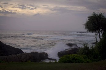 Visiting Sri Lanka: The calming ocean