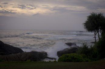 Visiting Sri Lanka: The calming ocean