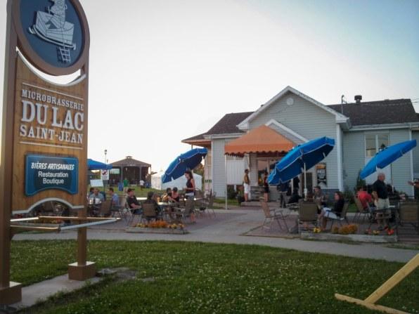 Bières artisanales québécoises: La Micro du Lac