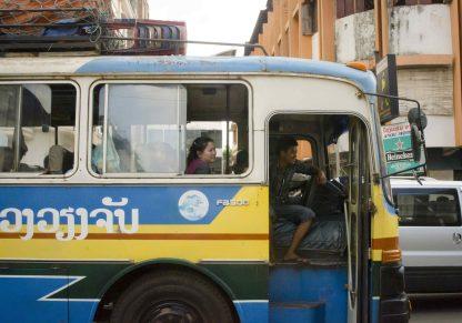 Vientiane, Laos: Everyday Life